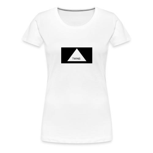 Nr.1 - Dame premium T-shirt