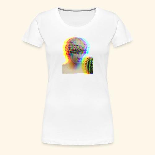 DIGITAL - Maglietta Premium da donna