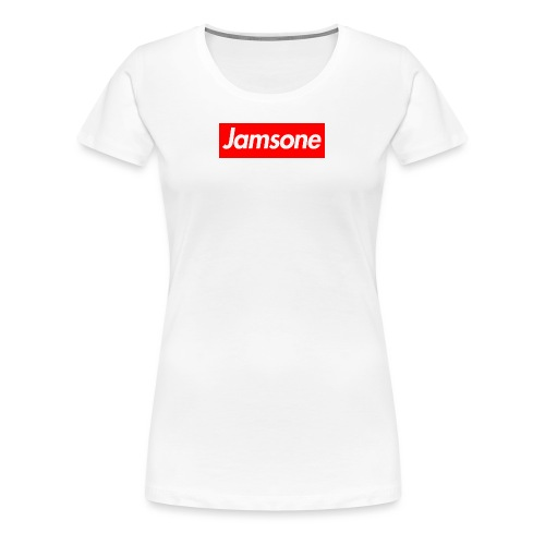 boxlogo - Koszulka damska Premium