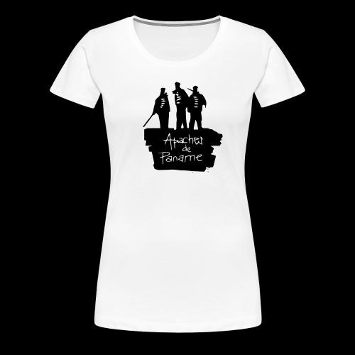 Apaches de Paname - T-shirt Premium Femme