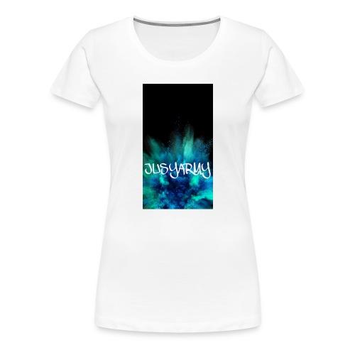 JUSYARMY Handy schutz hülle - Frauen Premium T-Shirt