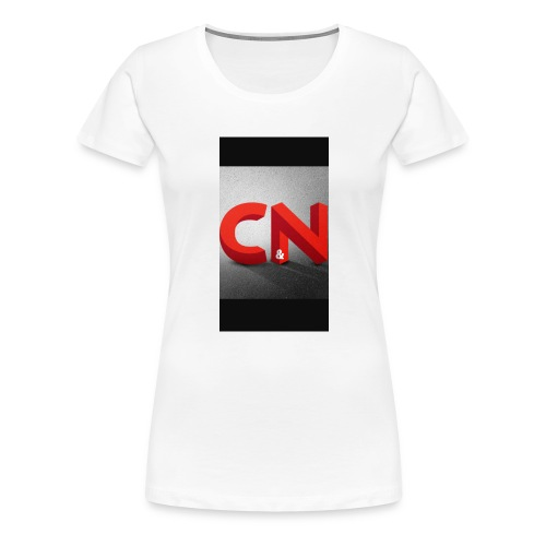 C&N freerun - T-shirt Premium Femme