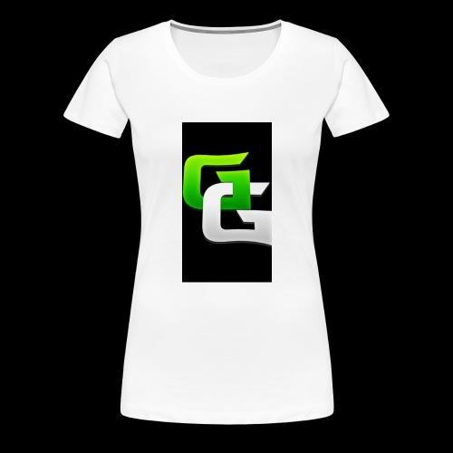 GG t-shirt - Frauen Premium T-Shirt