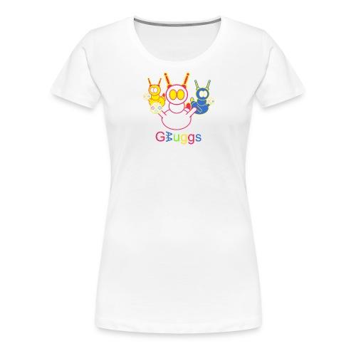 Buggs No Ring - Women's Premium T-Shirt
