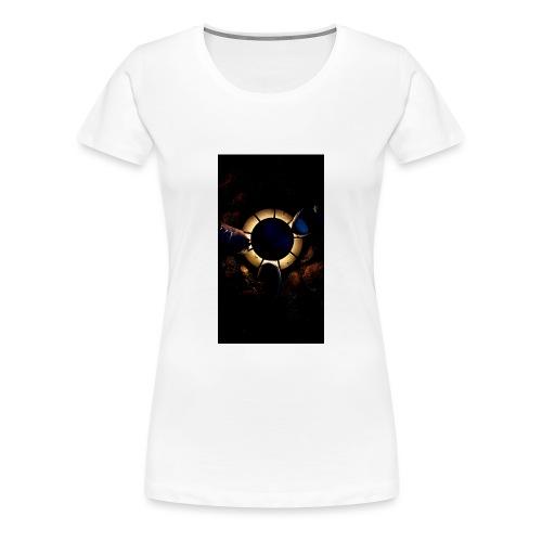 Find Light in the Dark - Women's Premium T-Shirt
