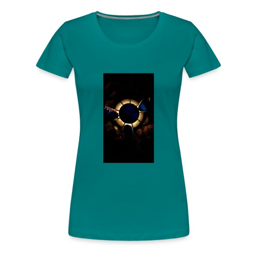 Find Light in the Dark - Women's Premium T-Shirt