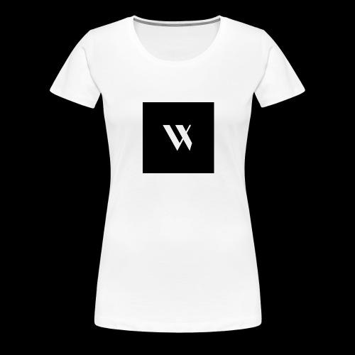 V I S T U D I O - Maglietta Premium da donna