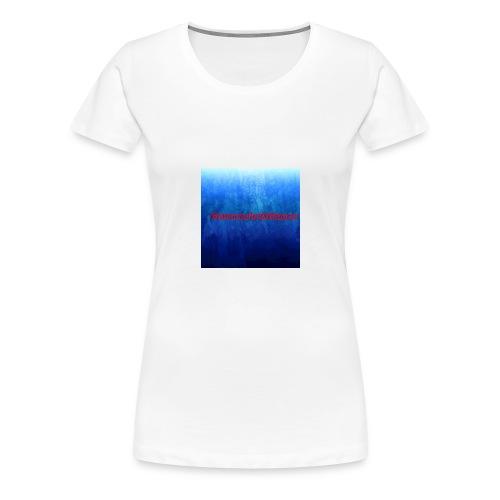 GewoonJuelz'Ontwerp - Vrouwen Premium T-shirt