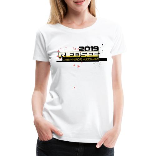 OffizDesign Teamevent 19 - Frauen Premium T-Shirt