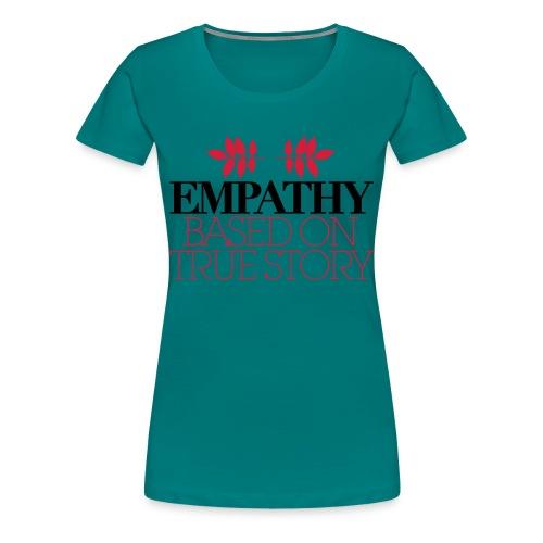 empathy story - Koszulka damska Premium