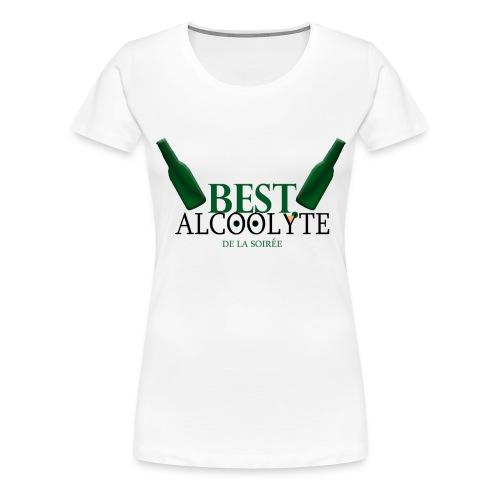 Alcoolyte ! - T-shirt Premium Femme