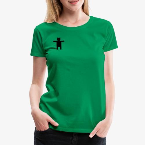 Epic Ippis Entertainment logo desing, black. - Women's Premium T-Shirt