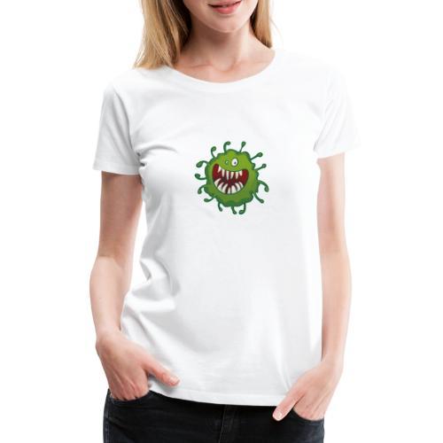 virus - Premium T-skjorte for kvinner