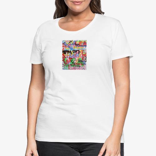 Lea Wallin - Premium-T-shirt dam