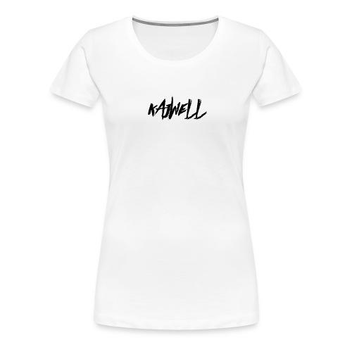 DJKajwell - Women's Premium T-Shirt