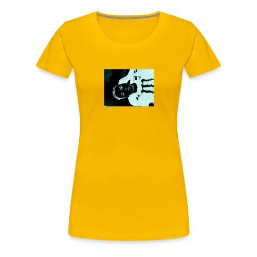 Mikkel sejerup Hansen T-shirt - Dame premium T-shirt