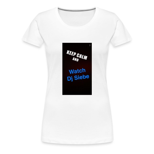 IMG 1154 - T-shirt Premium Femme