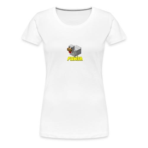 POw3r sportivo - Maglietta Premium da donna