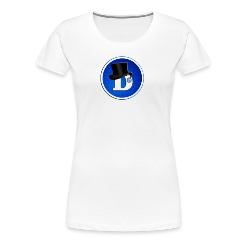 merch png - Women's Premium T-Shirt