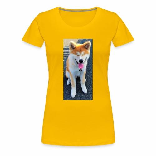 Akita Yuki - Women's Premium T-Shirt