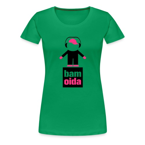 bam odia dancer - Frauen Premium T-Shirt