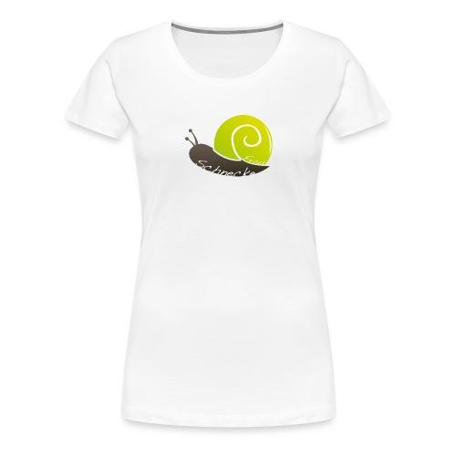Logo ohneRand png - Frauen Premium T-Shirt