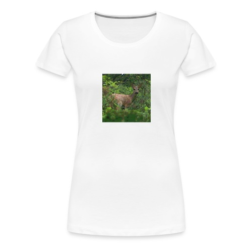 corza - Camiseta premium mujer