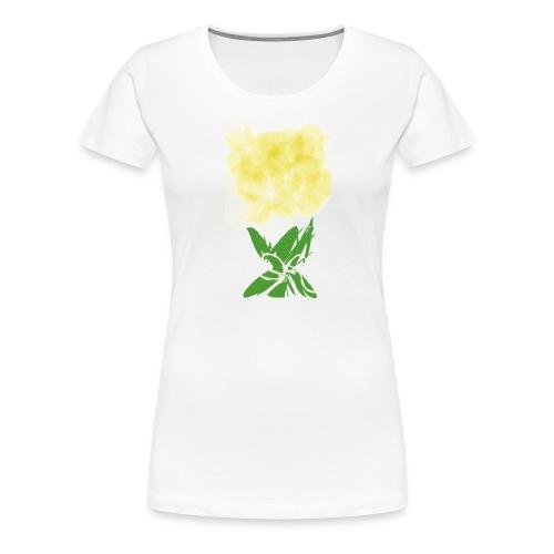 Bloemies - Vrouwen Premium T-shirt