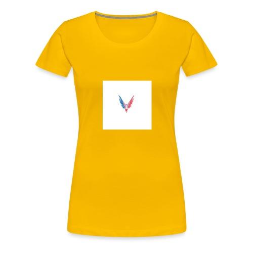 American bird. - Women's Premium T-Shirt