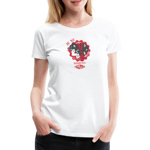 No regrets - Frauen Premium T-Shirt