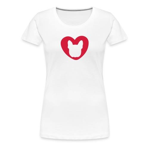 bullyfiziert - Frauen Premium T-Shirt