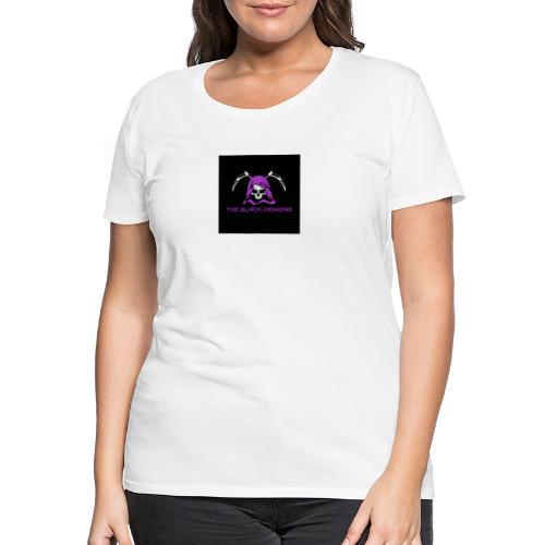 csgo team logo - Dame premium T-shirt