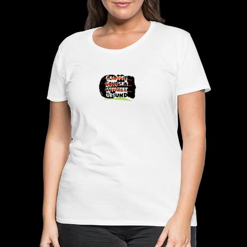 g4g - Frauen Premium T-Shirt