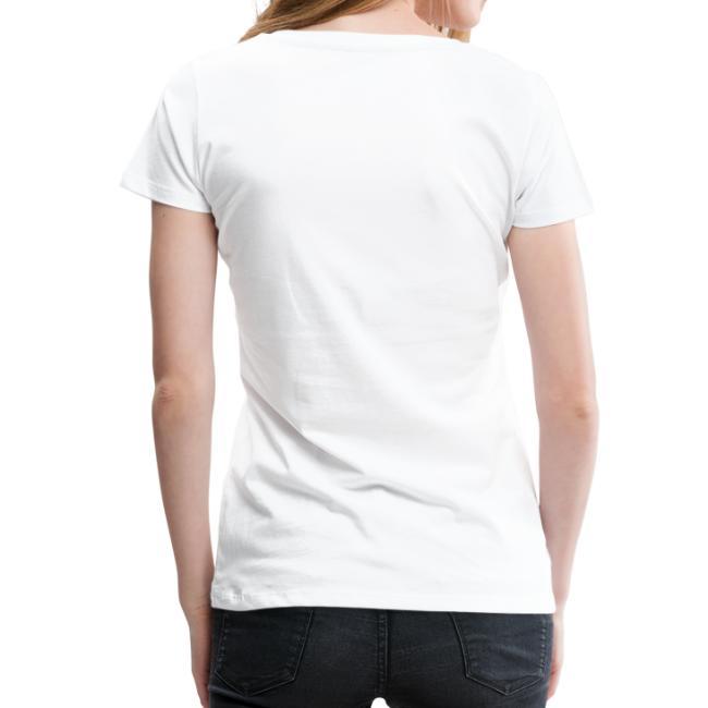 Vorschau: pscht jetz - Frauen Premium T-Shirt