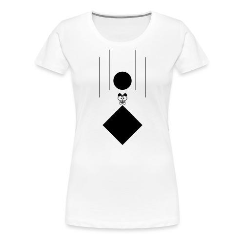 NEAR DEATH - FEELIN'IT - Premium T-skjorte for kvinner