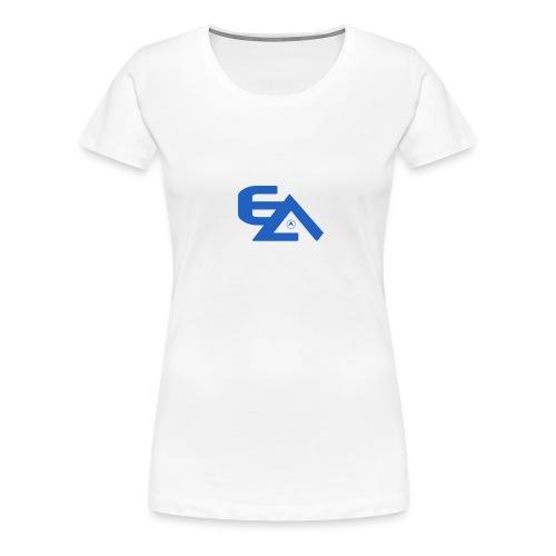 eza - T-shirt Premium Femme