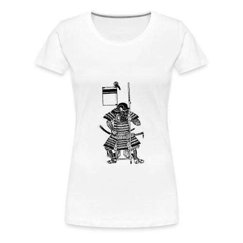 samurai - T-shirt Premium Femme