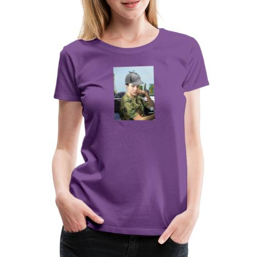 Detektiv Laurin - Frauen Premium T-Shirt