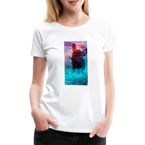 Sweet Frenchie - Frauen Premium T-Shirt