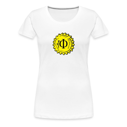 Phi-Sciences - T-shirt Premium Femme