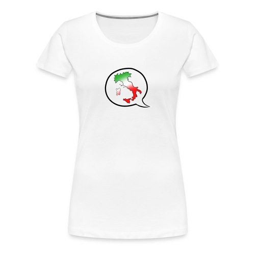 Italia T-Shirt Herren: Stiefel im Fokus - Frauen Premium T-Shirt