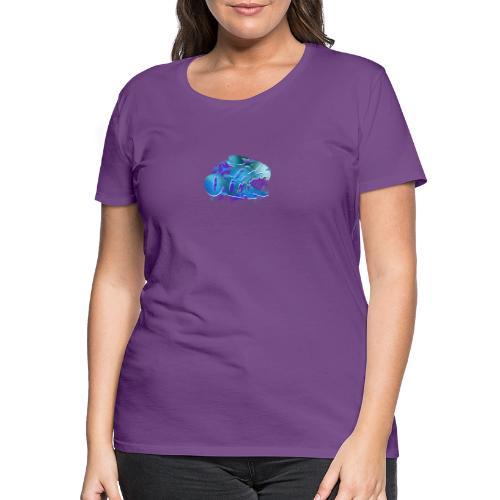 Save the Ocean - Frauen Premium T-Shirt