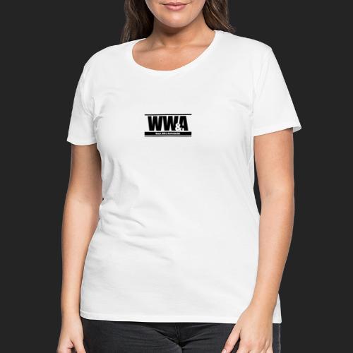 Wild, Woest & Aantrekkelijke - Vrouwen Premium T-shirt