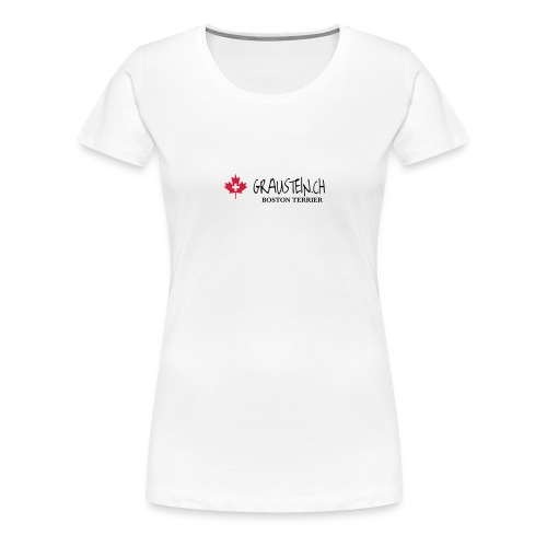graustein_logo_Shirt - Women's Premium T-Shirt