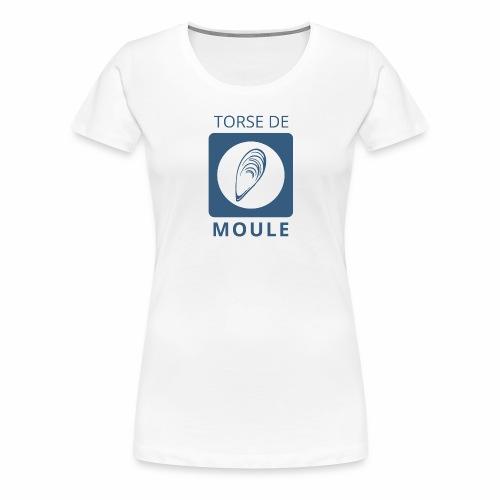 Torse de moule - T-shirt Premium Femme