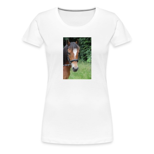 Scarlett - Frauen Premium T-Shirt