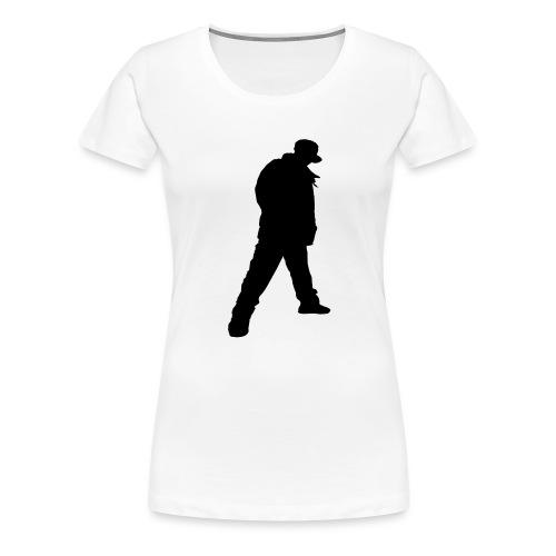 Soops B-Boy Beanie - Women's Premium T-Shirt