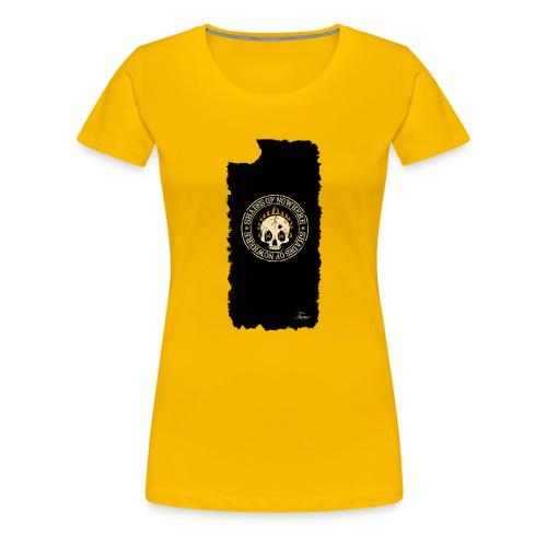 iphonekuorettume - Naisten premium t-paita