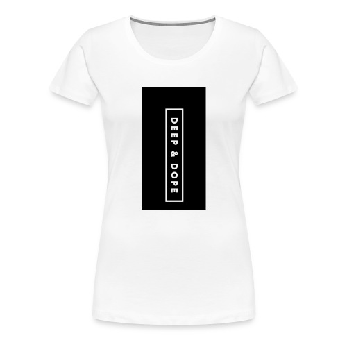 deepdope iphone4 - Women's Premium T-Shirt
