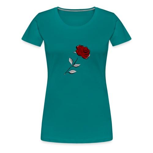 Rose FeKo Oberteile für Frauen und Männer. - Frauen Premium T-Shirt